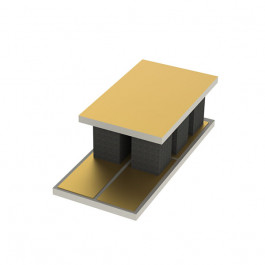 00301-9X30-10RU2  Thermoelectric/Peltier Mini Module