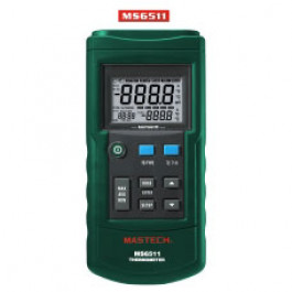 EE-MS6512 Digital Thermometer Dual Input