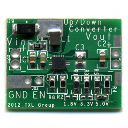 ELC-X0122 Step Up/Down DC-DC Converter