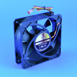 Fan DC 12 volt 120 x 120mm