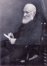 Lord Kelvin Thomson portrait